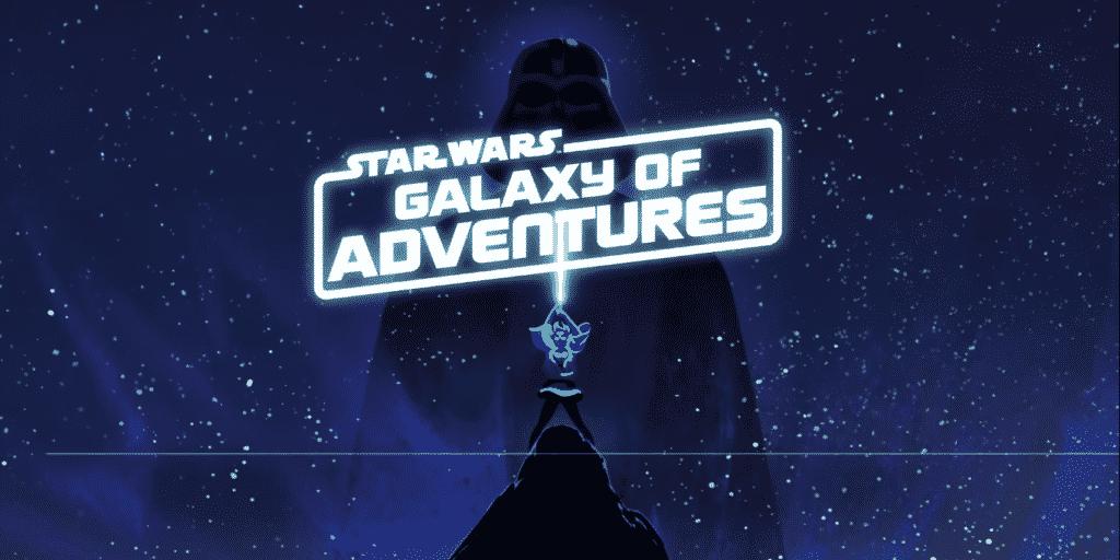 Disney aposta numa abordagem infantil para a série clássica de Star Wars 2