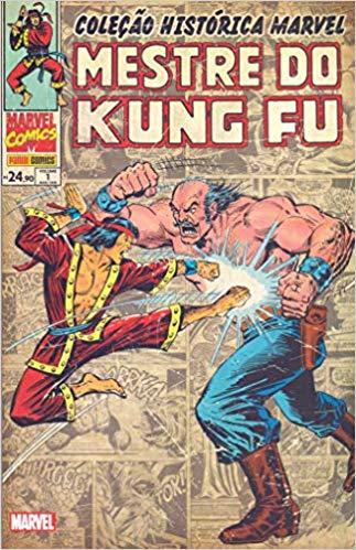 """Shang-Chi - O """"Mestre do Kung-Fu"""" - filme está em desenvolvimento pela Marvel 2"""