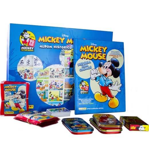 90 Anos do Mickey - Box Premium é Anunciado pela Panini 1