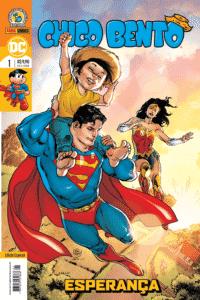 Após lançamento na CCXP, Panini lança na loja online publicações do crossover entre Turma da Mônica e Liga da Justiça 17