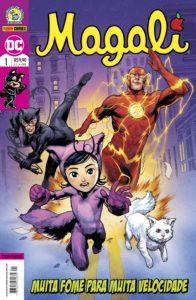 Após lançamento na CCXP, Panini lança na loja online publicações do crossover entre Turma da Mônica e Liga da Justiça 15