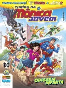 Após lançamento na CCXP, Panini lança na loja online publicações do crossover entre Turma da Mônica e Liga da Justiça 11