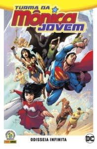Após lançamento na CCXP, Panini lança na loja online publicações do crossover entre Turma da Mônica e Liga da Justiça 20