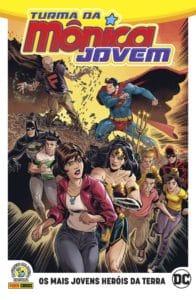 Após lançamento na CCXP, Panini lança na loja online publicações do crossover entre Turma da Mônica e Liga da Justiça 19