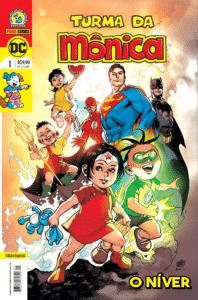 Após lançamento na CCXP, Panini lança na loja online publicações do crossover entre Turma da Mônica e Liga da Justiça 18
