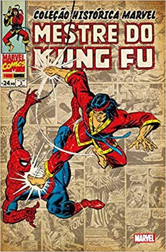 """Shang-Chi - O """"Mestre do Kung-Fu"""" - filme está em desenvolvimento pela Marvel 3"""