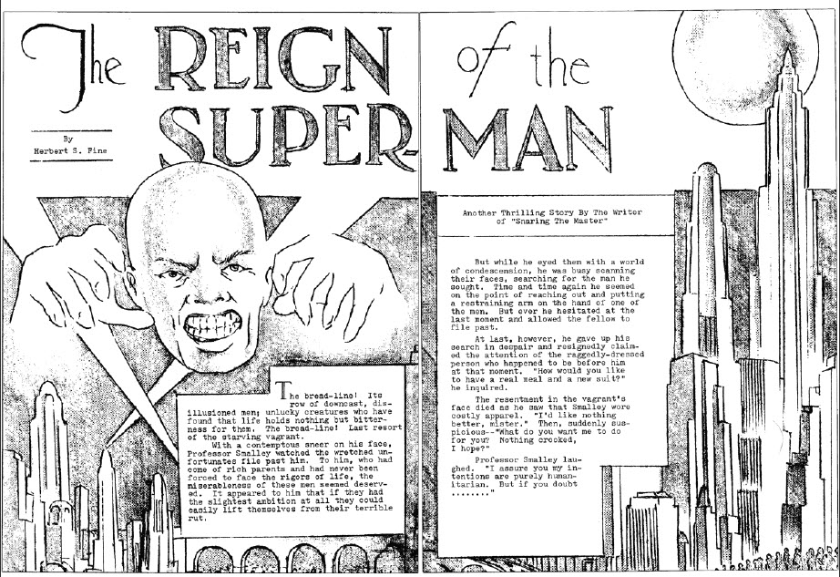 Porque o Superman é um vilão tão bom? 1