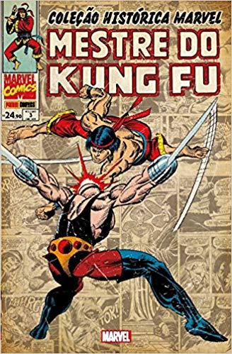 """Shang-Chi - O """"Mestre do Kung-Fu"""" - filme está em desenvolvimento pela Marvel 4"""