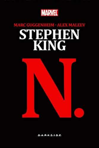 N. - Editora Darkside Lança Graphic Novel de Stephen King 4