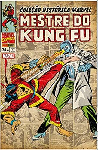 """Shang-Chi - O """"Mestre do Kung-Fu"""" - filme está em desenvolvimento pela Marvel 5"""