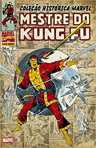 """Shang-Chi - O """"Mestre do Kung-Fu"""" - filme está em desenvolvimento pela Marvel 6"""