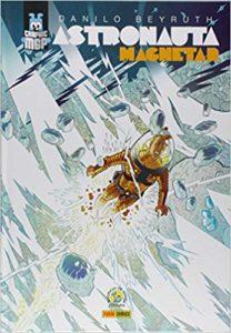 Com lançamento na CCXP 2018, Astronauta – Entropia de Danilo Beyruth chega às bancas e livrarias 5