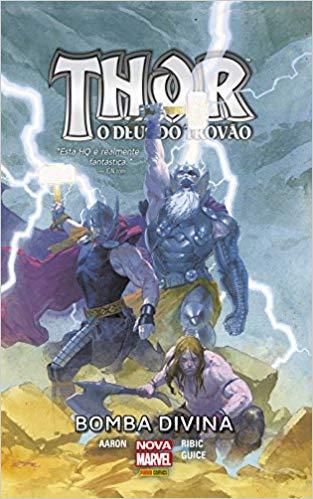 Thor O Carniceiro dos Deuses e Thor Bomba Divina - O Ultimato 3