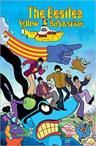 The Beatles - Yellow Submarine: Editora Darkside lança Graphic Novel celebrando os 50 anos do filme 3