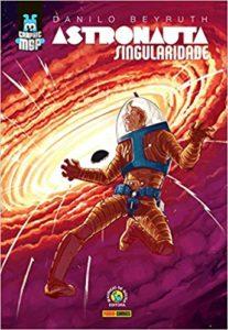 Com lançamento na CCXP 2018, Astronauta – Entropia de Danilo Beyruth chega às bancas e livrarias 6