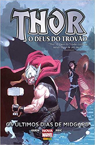 Thor, o Deus do Trovão - Os Últimos Dias de Midgard - O Ultimato 2