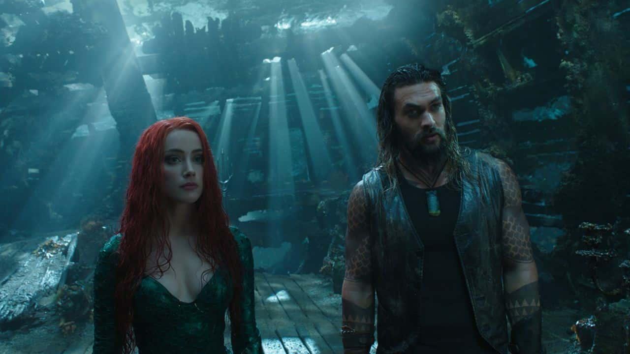 Aquaman domina bilheterias Brasileiras e mundiais