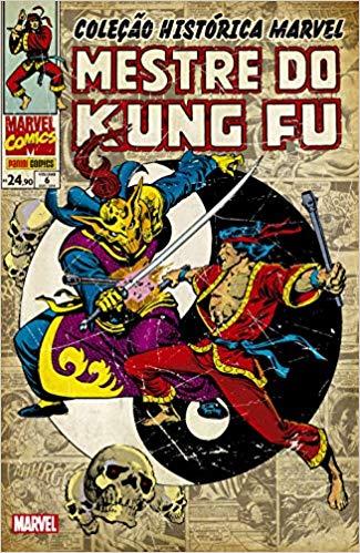 """Shang-Chi - O """"Mestre do Kung-Fu"""" - filme está em desenvolvimento pela Marvel 7"""