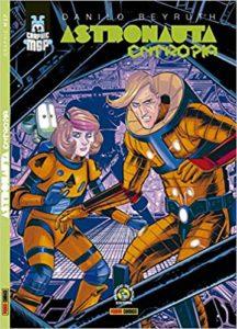 Com lançamento na CCXP 2018, Astronauta – Entropia de Danilo Beyruth chega às bancas e livrarias 8