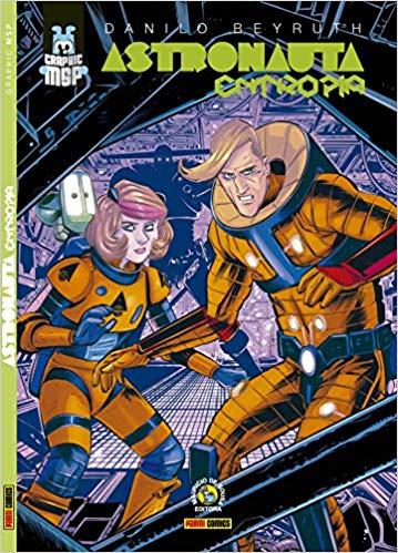 Com lançamento na CCXP 2018, Astronauta – Entropia de Danilo Beyruth chega às bancas e livrarias 4