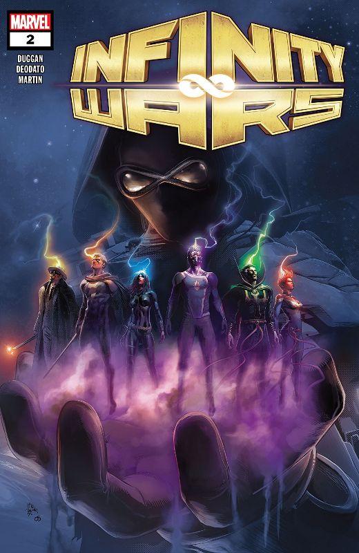 Guerras Infinitas chegou ao fim, e aparentemente a criatividade dos roteiristas também 1