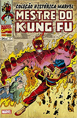 """Shang-Chi - O """"Mestre do Kung-Fu"""" - filme está em desenvolvimento pela Marvel 8"""