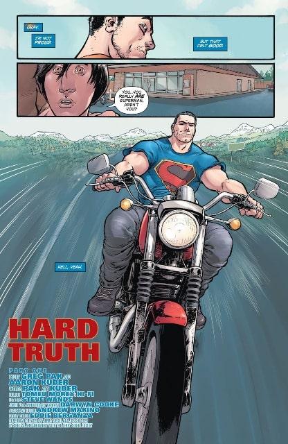 Porque o Superman é um Personagem tão Difícil de Escrever? 2