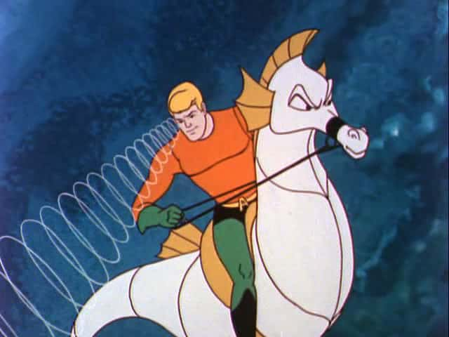 Aquaman - O Ultimato 4