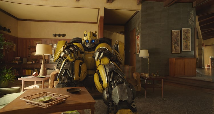 CCXP 2018 terá presença de Bumblebee em tamanho real