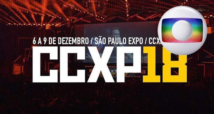 Grupo Globo revela séries inéditas e novidades na CCXP 2018