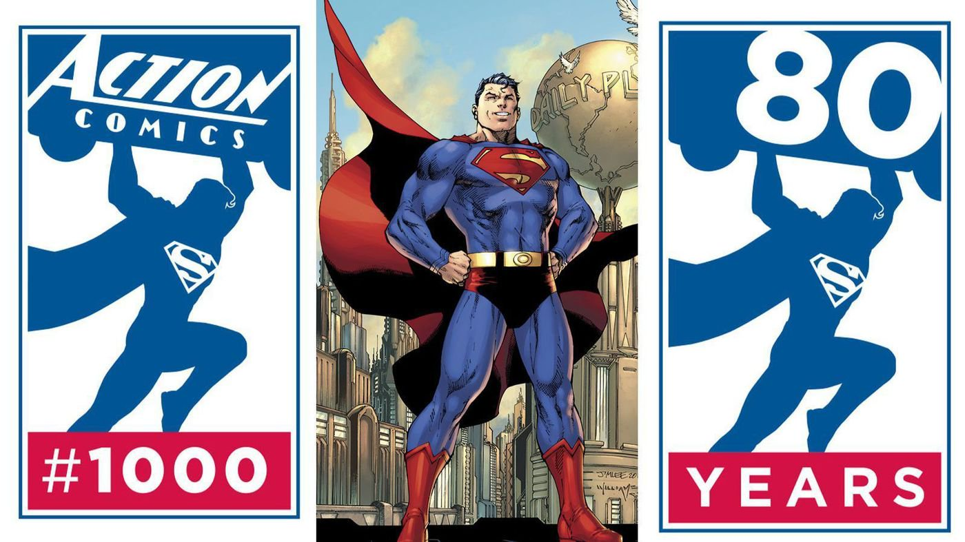 Superman 80 anos – Especial