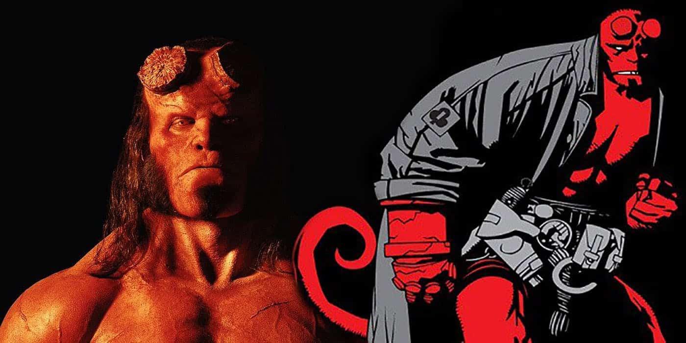 Criador de Hellboy, Mike Mignola fala sobre o Reboot e sua fidelidade as Hq´s