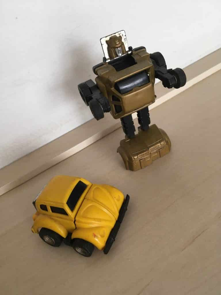 Bumblebee - O Ultimato 3