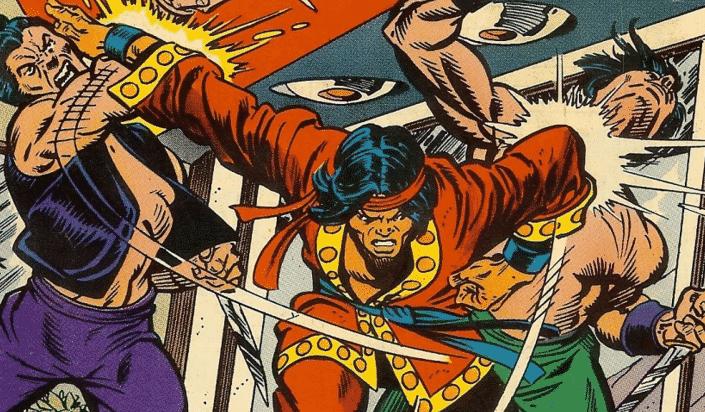 """Shang-Chi – O """"Mestre do Kung-Fu"""" – filme está em desenvolvimento pela Marvel"""
