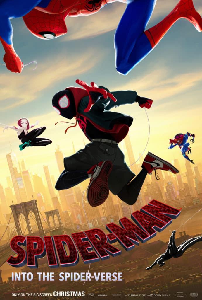 Homem-Aranha no Aranhaverso tem pré-venda anunciada pela Sony e Cinemark faz promoção 2