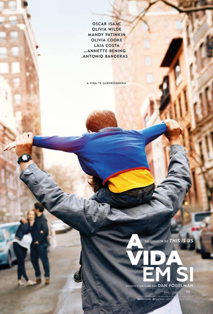 Novo trabalho de Dan Fogelman, A Vida em Si, estreia amanhã, 06 de dezembro, nos cinemas 2