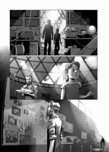 Série nacional de quadrinhos pós-apocalípticos QUAD tem lançamento de seu quarto volume na CCXP 2018 4