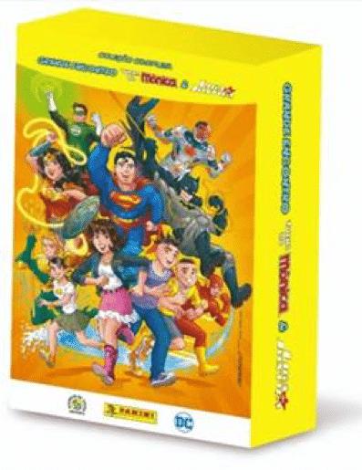 Após lançamento na CCXP, Panini lança na loja online publicações do crossover entre Turma da Mônica e Liga da Justiça 21