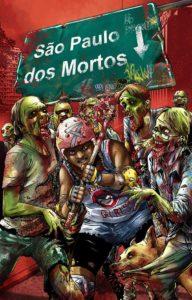 Os mortos invadem novamente as ruas de São Paulo nos quadrinhos 4