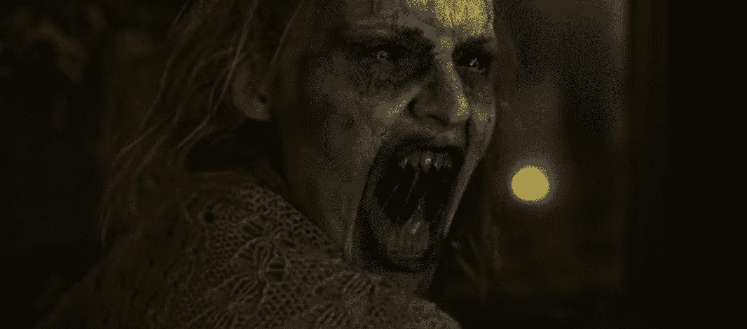 Terror A Sereia – Lago dos Mortos ganha pôster sombrio e trailer