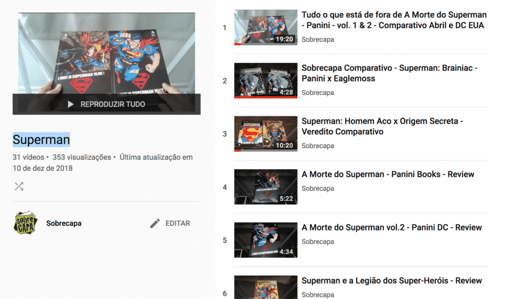 Superman 80 anos - Especial 29