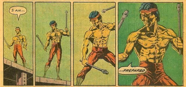 """Shang-Chi - O """"Mestre do Kung-Fu"""" - filme está em desenvolvimento pela Marvel 1"""