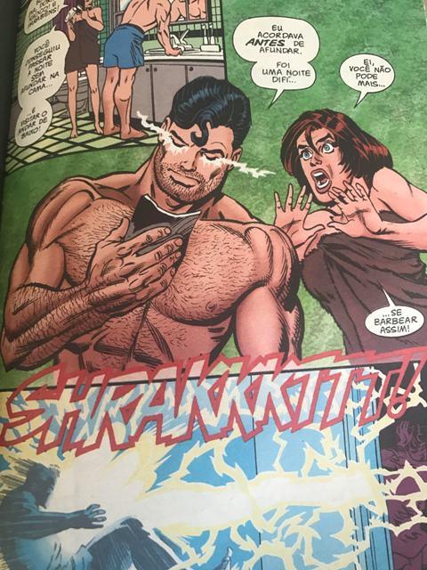 O Superman Elétrico da Década de 90 2