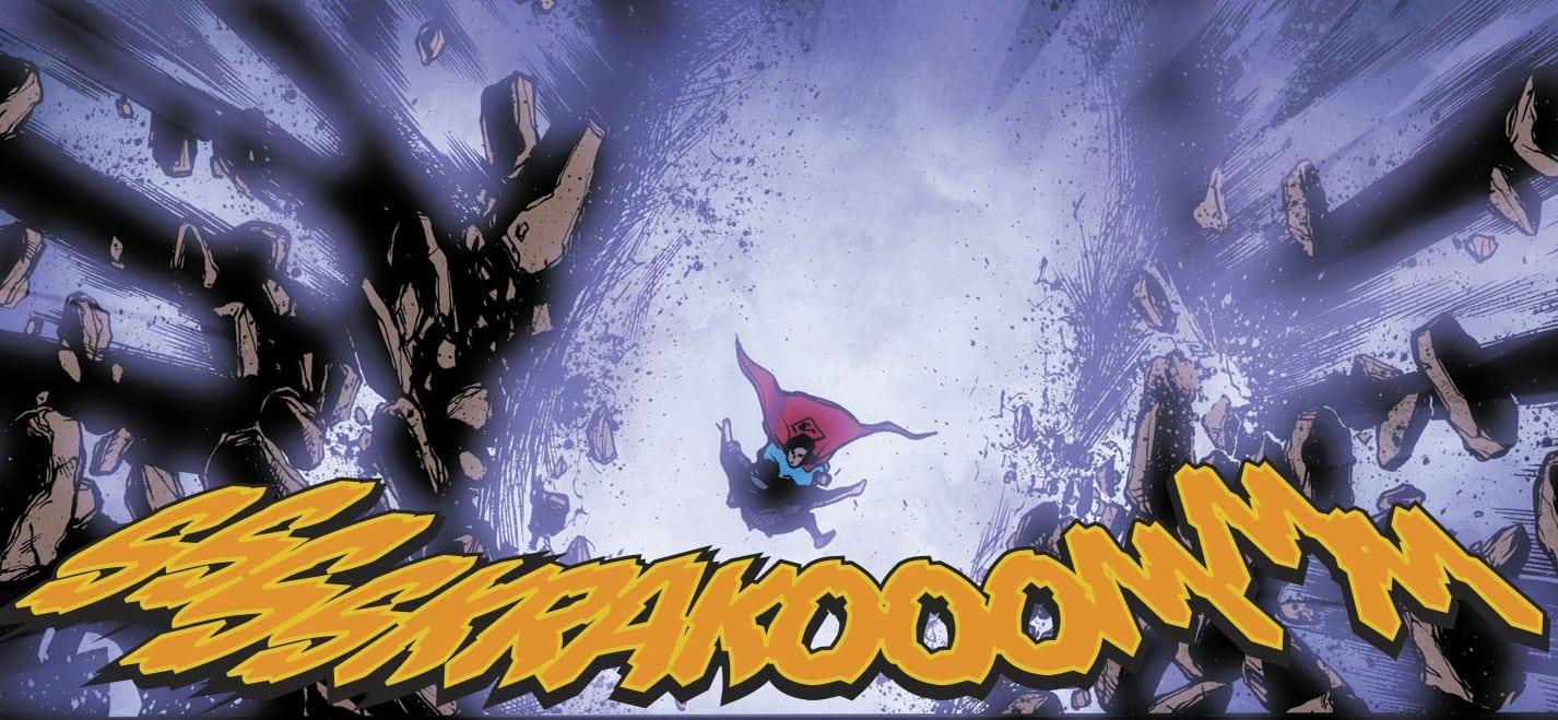 A Batalha Final: Manchester Black x Superman e o Teste de Fé do Homem de Aço