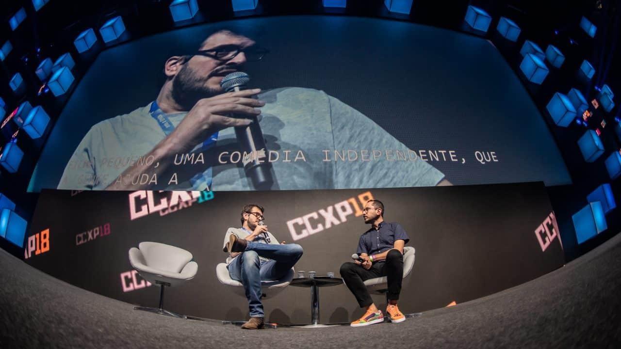 RT Features divulga material inédito exibido na Comic Con