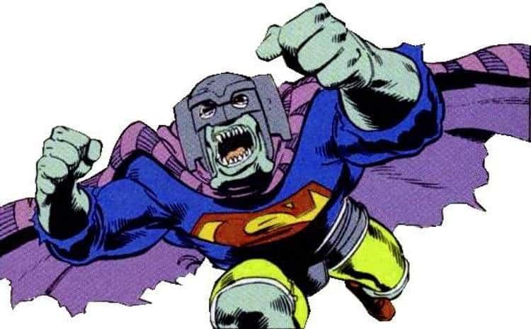 5 Grandes Coadjuvantes esquecidos do Superman 6