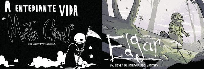 Cris Peter, Gustavo Borges e Meia-dúzia de sapos 3