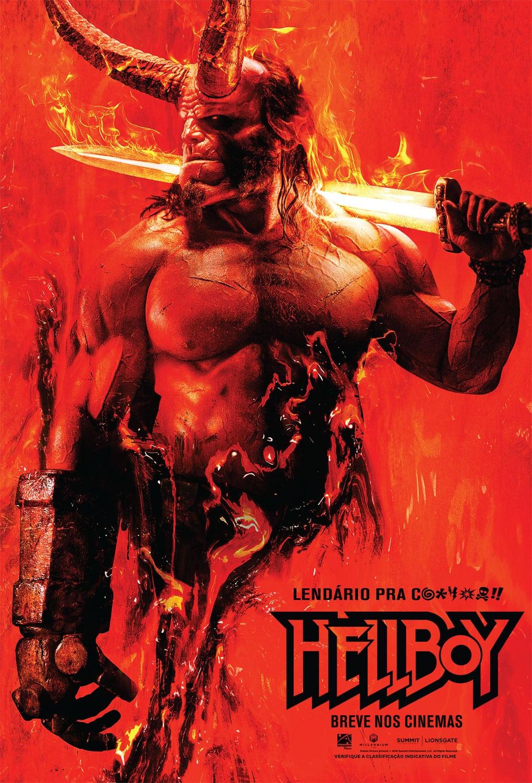 Criador de Hellboy, Mike Mignola fala sobre o Reboot e sua fidelidade as Hq´s 4