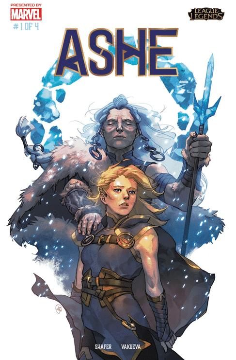 League of Legends – Primeira Graphic Novel em parceria com a Marvel está disponível 2