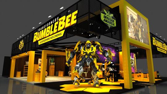 CCXP 2018 terá presença de Bumblebee em tamanho real 2
